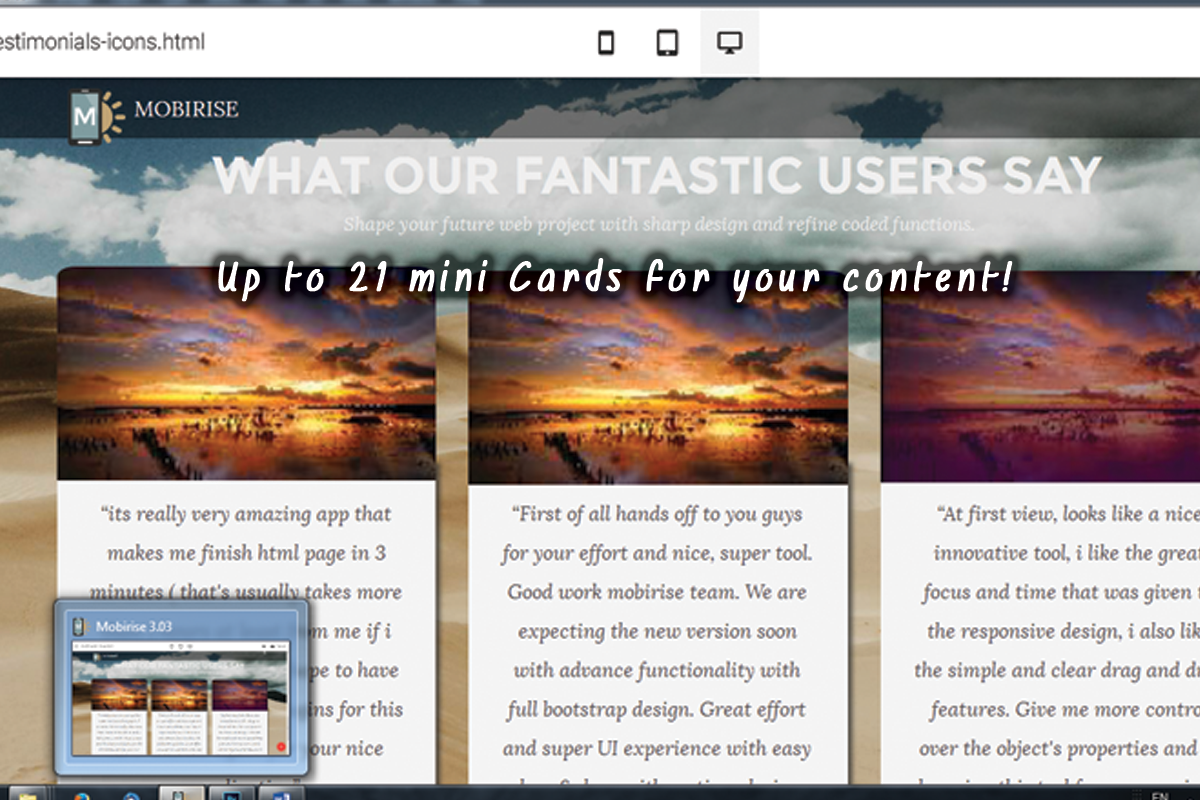Easy HTML5 Site Designing Software Mac