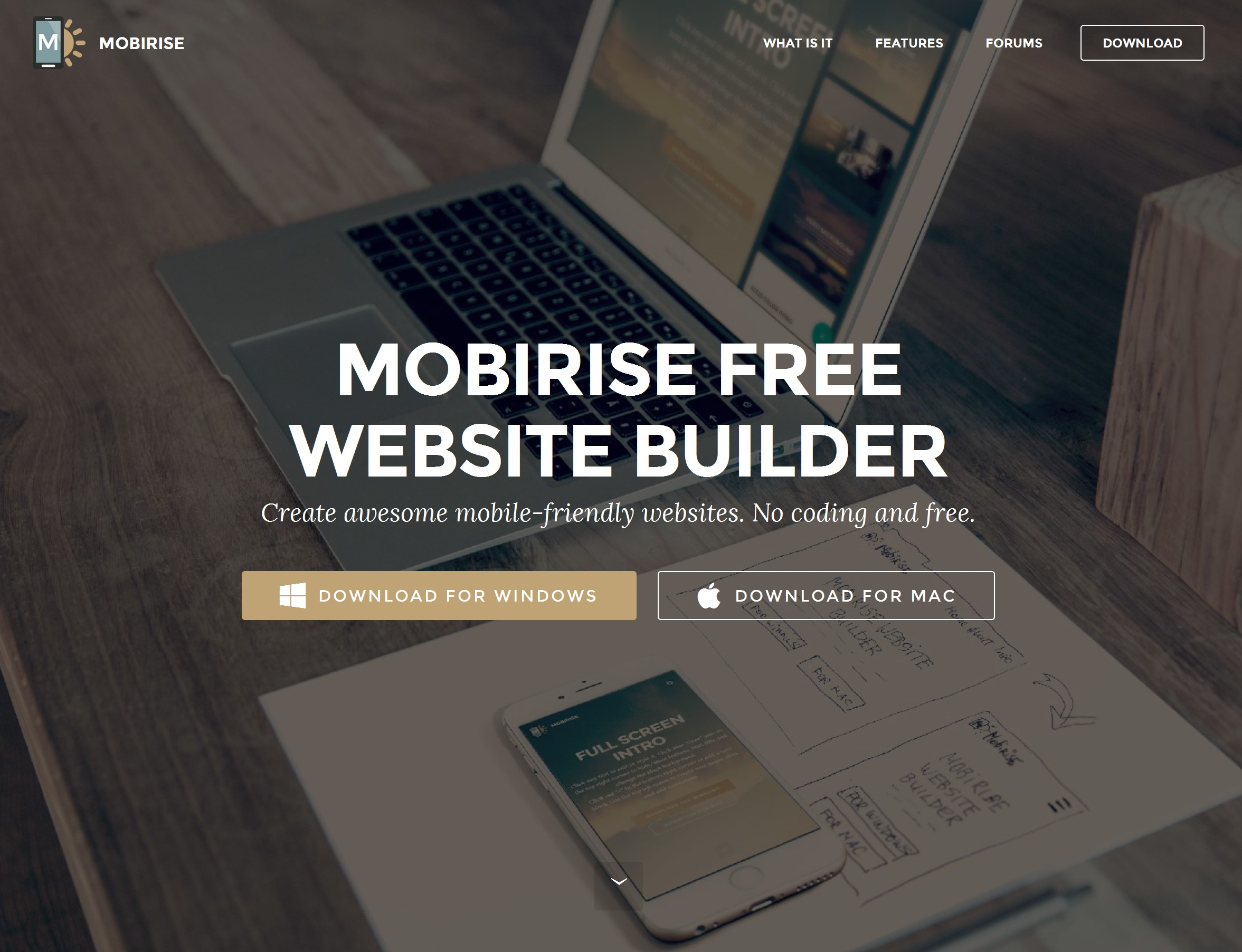 Offline Responsive Web Builder Review
