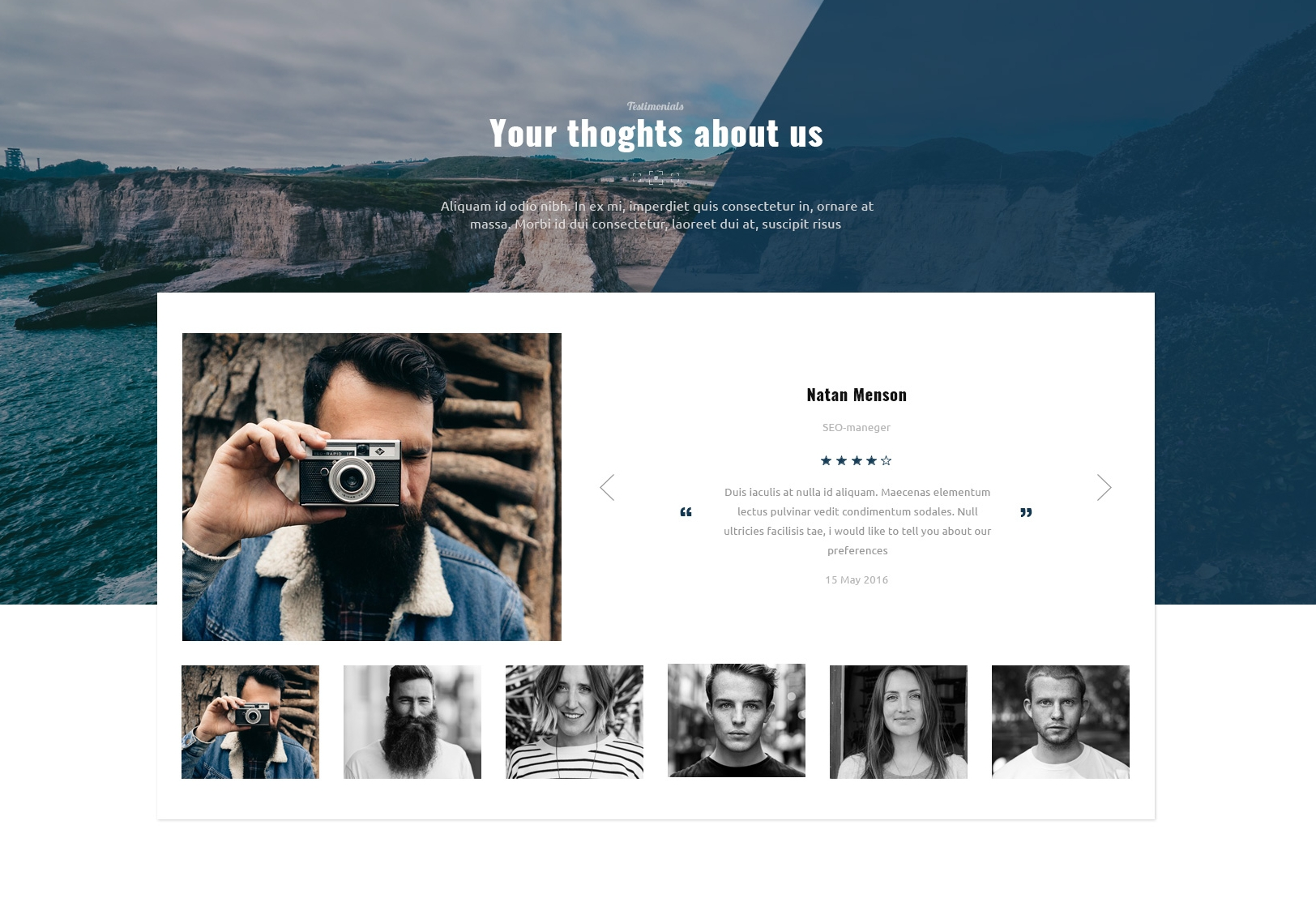 Free Download Bootstrap Magazine Theme