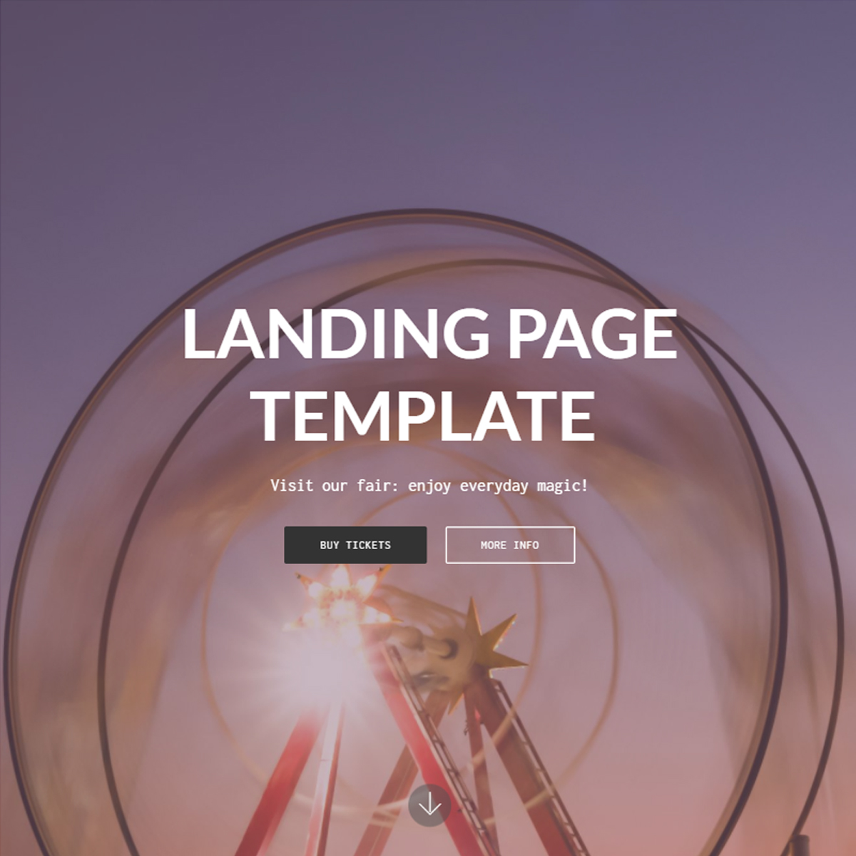 Free Download Bootstrap Landing Templates